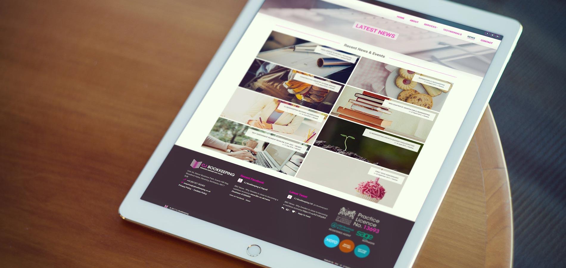 Designed by HOWiE - Website Design - WordPress Websites
