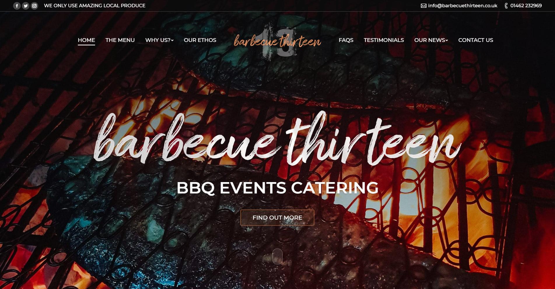Barbecue Thirteen